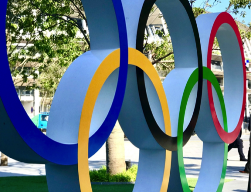 Drones Earn a Gold Medal at the Tokyo Olympics
