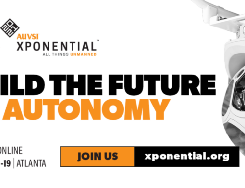 See You at AUVSI XPONENTIAL